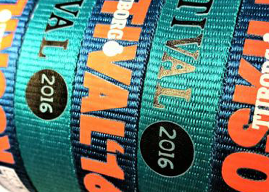Ecological Charity Wristbands